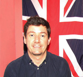 Carlos Vilches - Director de English Learning Academy